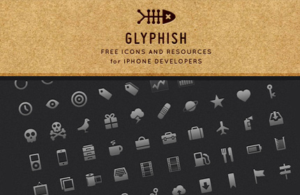 Glyphish – Great icons for great iPhone & iPad apps