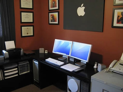 Apple workplace