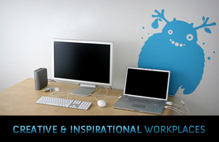 one_medium Improve Your Workflow: Creative and Inspirational Workplaces